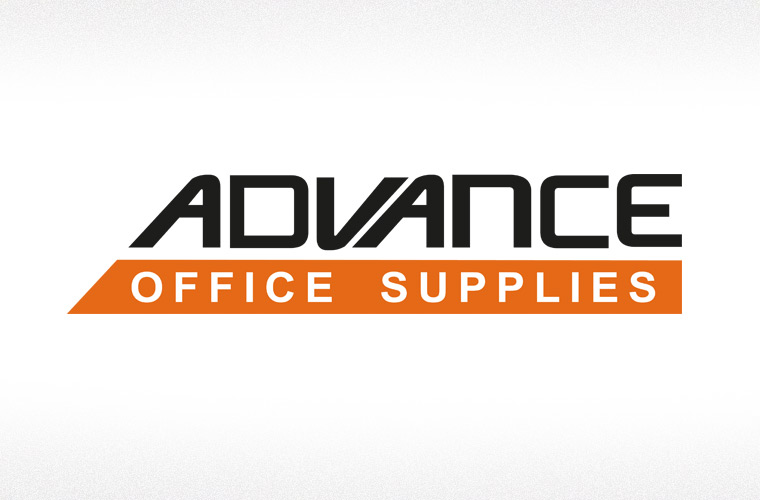 Advance Office Supplies Logo