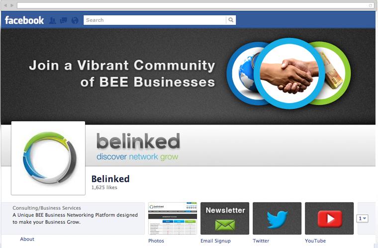 Belinked FB marketing