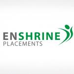 Enshrine Logo by Shift Digital
