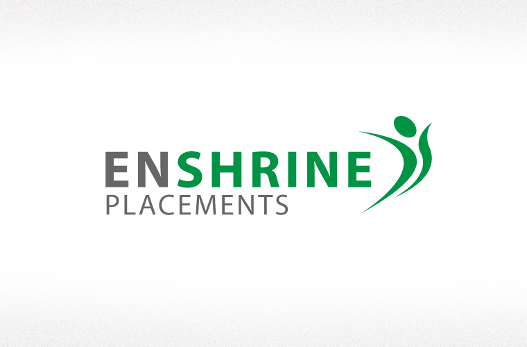 Enshrine Logo by Shift Digital