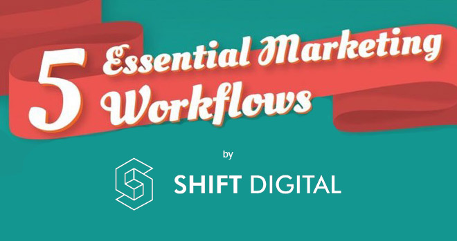 5 Essential Marketing Workflows